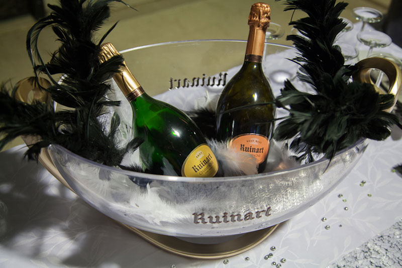 plat 04 champagne traiteur vaucluse - Traiteur Mariage Vaucluse